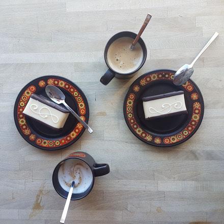 Leckerer Kuchen nach dem Wellness in Island
