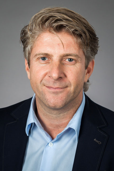 Oliver Enderlein, Geschäftsführer des Finanzkontor NRW