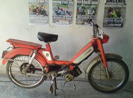 103 VS (Variateur Suspensions) - Un des premiers modèles de 103.