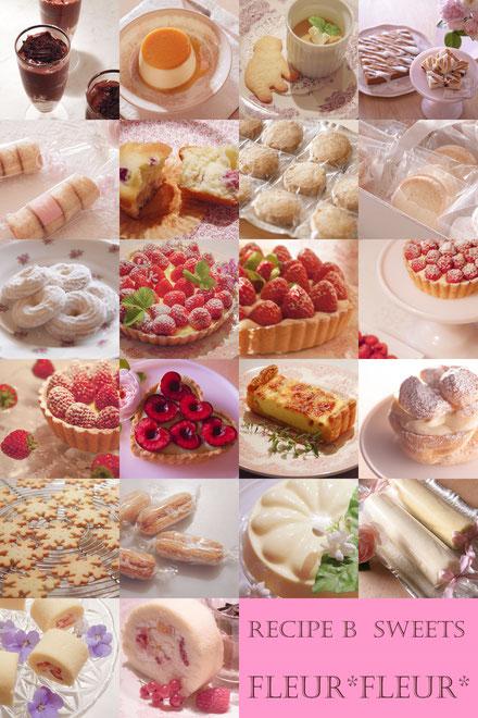 Recipe B Sweets, Fleur*Fleur*