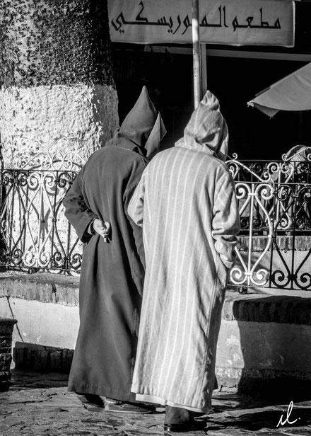 Chefchaouen, Maroc Isaure Lambert