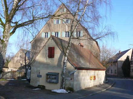 Schloss in Kleingeschaidt