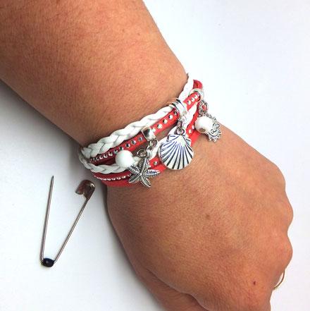 Tuto: Comment mettre mon bracelet seule? Vous avez réussi à mettre votre bracelet seule!