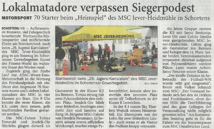Nordwest Zeitung 19.06.18