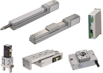 attuatori elettrici ckd