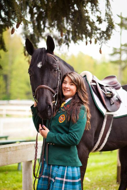 Equestrian Programme Queen Margaret's School