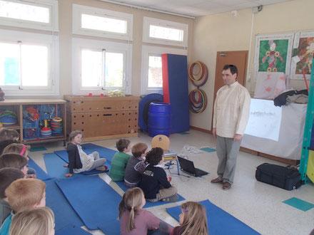 Classe participative
