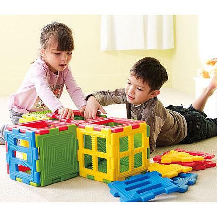 28 mini-blocs, 28 pièces, jeux d'assemblage et de construction