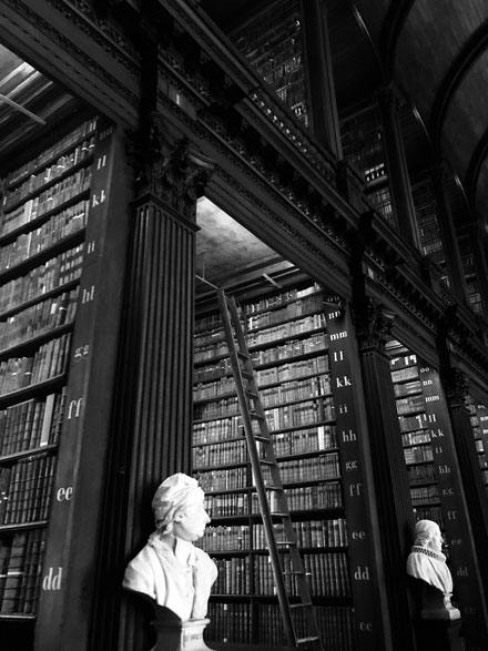Old Library im Trinity College