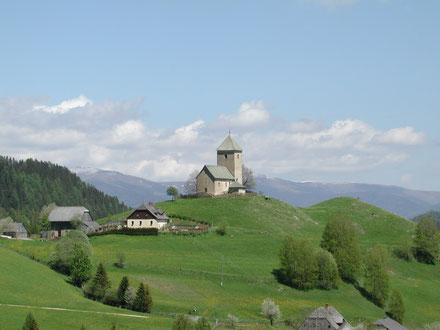 Kirche in der Sommerau
