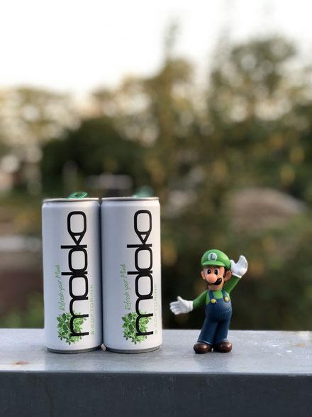 Moloko, Luigi, Mario, Podcast