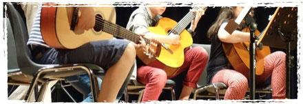 école musique TAP Montferrier Patrice Coppin