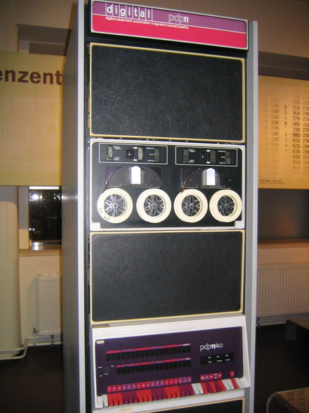 air PDP 11 computer