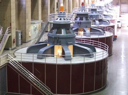 Bild: Turbinen
