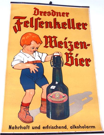 Dresdner Felsenkeller Weizenbier