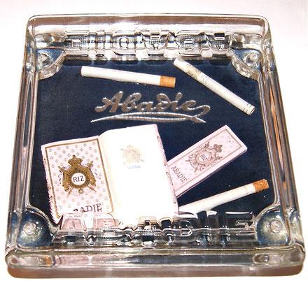 Abadie Cigaretten Zahlteller