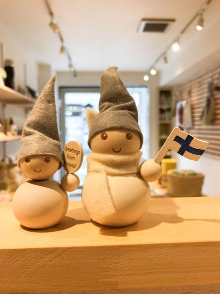 フィンランドのaarikkaというブランドのトムテ(トゥントゥ)