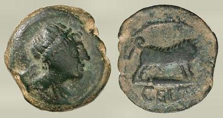 Moneda de Celti