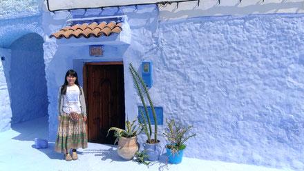 モロッコ、青い街シャウエン在住日本人Mikaブログ