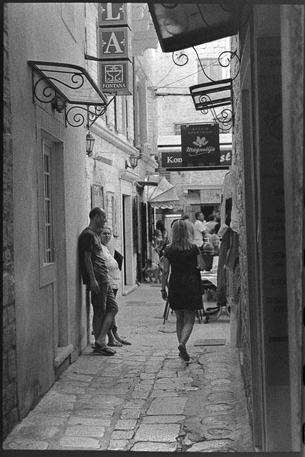Trogir Kroatien Minolta XD7