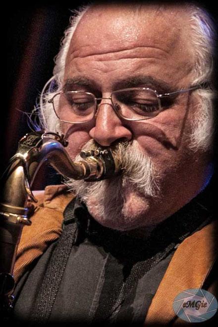 John Ruocco - Tenor Saxophon, Klarinette