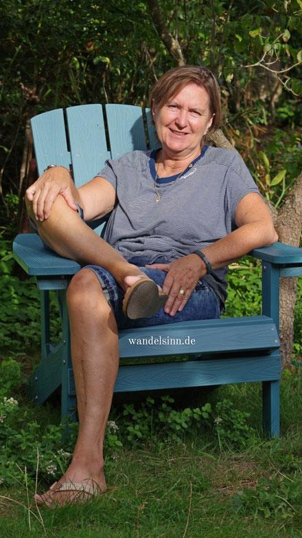 Wandelsinn persönlich: Geertje Wallasch