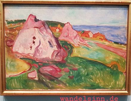 Munch-Ausstellung im K20