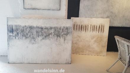 Kunst im Atelier B. Hachmann