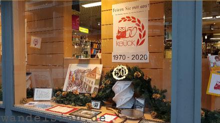 BücherKeuck, 1970 - 2020