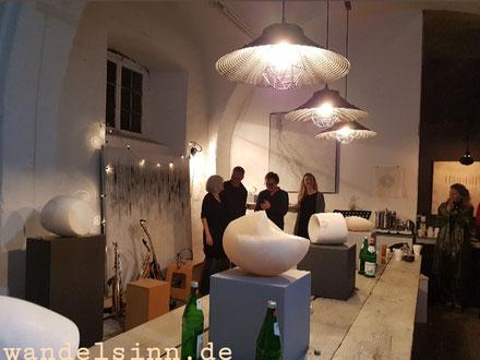 Konzert im Atelier Bettina Hachmann