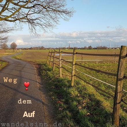 Von Vernum nach Hartefeld, Dörfer am Niederrhein