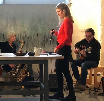 Kunst und Kultur im Atelier Bettina Hachmann