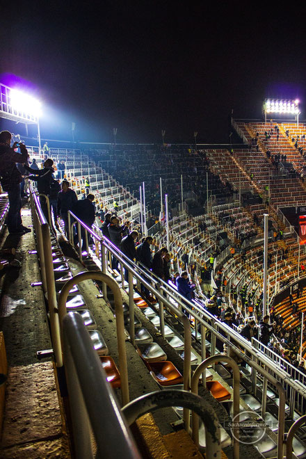 Valencia C.F. vs. FC Barcelona Estadio de Mestalla 05.12.2015 Primera Division Fussball Groundhopping