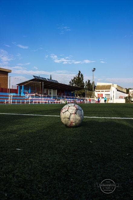 C.D. La Eliana vs. U.D.Juventud-Bº Del Cristo Stadion Groundhopping Fussball