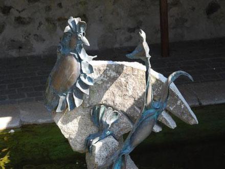 Le Coq et le Renard est la 15ème Fable du Livre II de Jean de La Fontaine.