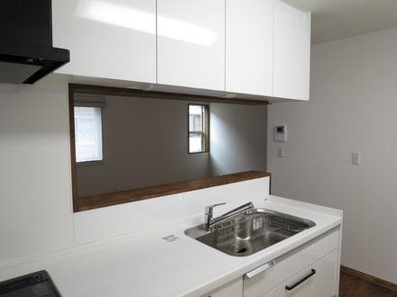 キッチンカウンターの種類と特徴