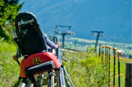 Die längste Alpin-Achterbahn der Welt