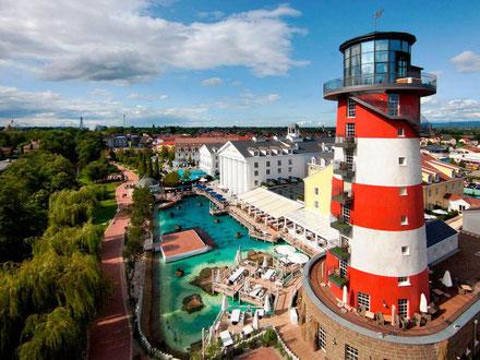 Detaillierte Bewertung Hotel Bell Rock Europapark Rust