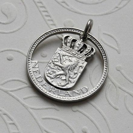 Münzsägewerk Katrin Thull   Niederlande - Wappen
