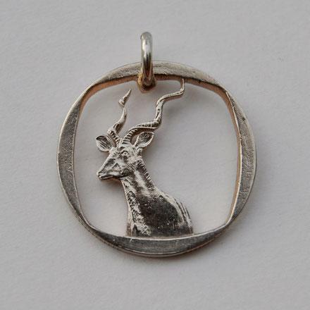 Münzsägewerk Katrin Thull | Südafrika - Kudu