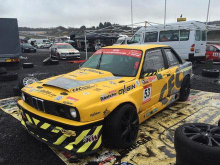 Gerson Junginger, BMW Drift, Driftreifen, pro-reifen, e30 drift