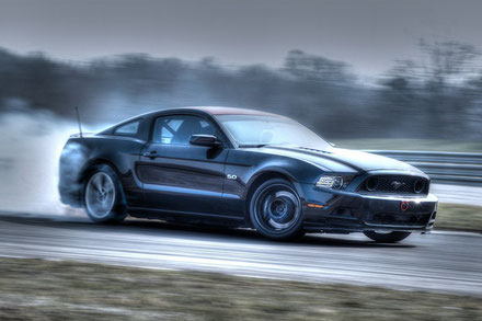 drift, Mustang drift, usa drift, drifting, driftreifen, pro-reifen, smoking tires, grip-drift