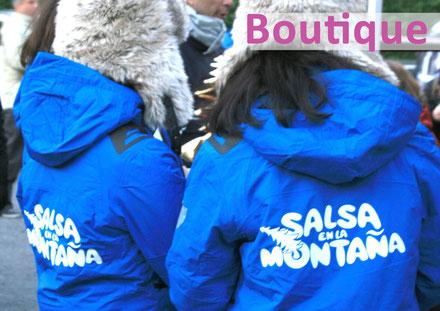 La boutique Salsa en la Montana