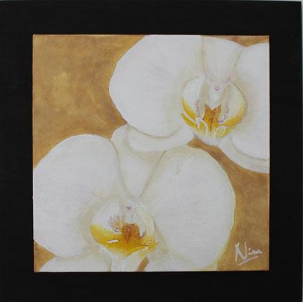 30 x 30 cm, Acryl (verkauft)