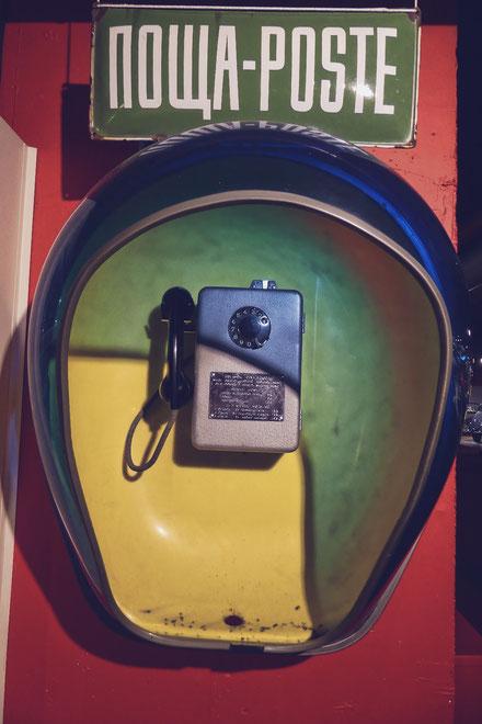 cabine vintage telephone bulgarie bigousteppes