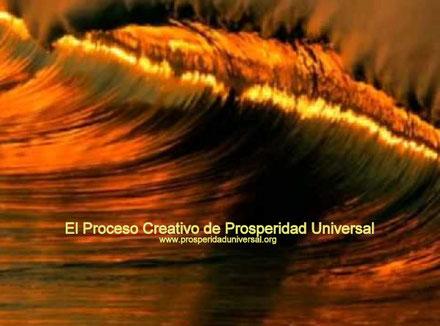 EL PROCESO CREATIVO EN TRES PASOS  DE PROSPERIDAD UNIVERSAL