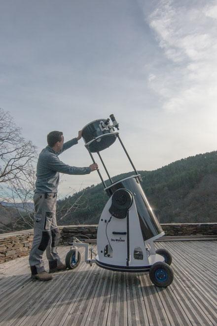 Telescope Dobson 406mm