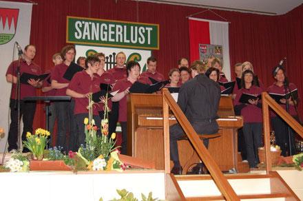 Pro-Ton - beim Liederabend in Oberthulba am 27.3.10