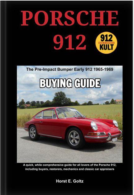 Porsche 912 Buying Guide - Horst E. Goltz