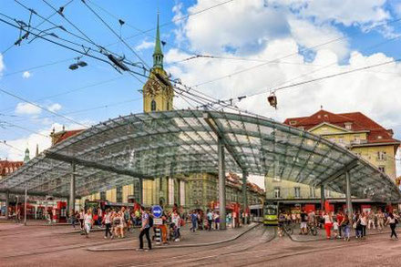BERN SWITZERLAND STATION
